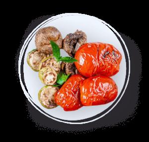 Овочі-гриль